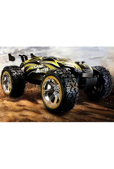 Mašinėlė Land Buster R/C