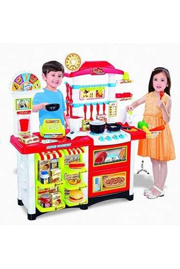 Virtuvė+parduotuvė