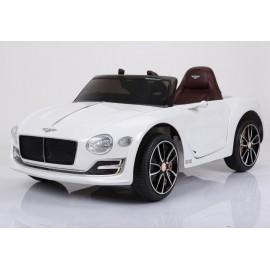 Bentley EXP 12 baltas