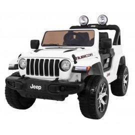 Jeep Wrangler Rubicon 4x4 baltas