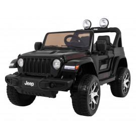 Jeep Wrangler Rubicon 4x4 juodas