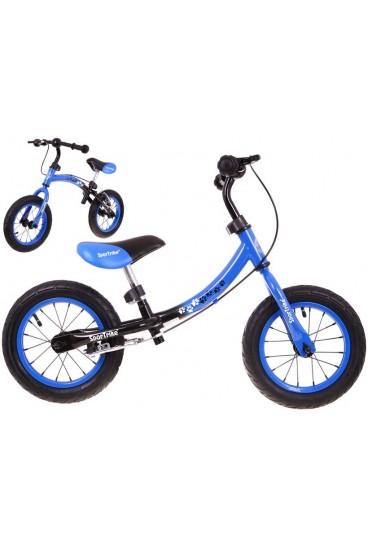 Boomerang balansinis dviratukas mėlynas