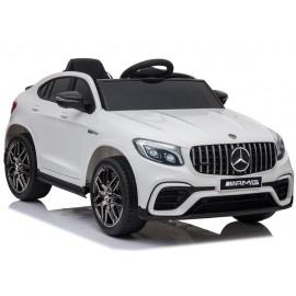 Mercedes GLC 63S 4x4 baltas