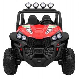 Grand buggy LIFT 4x4 raudonas